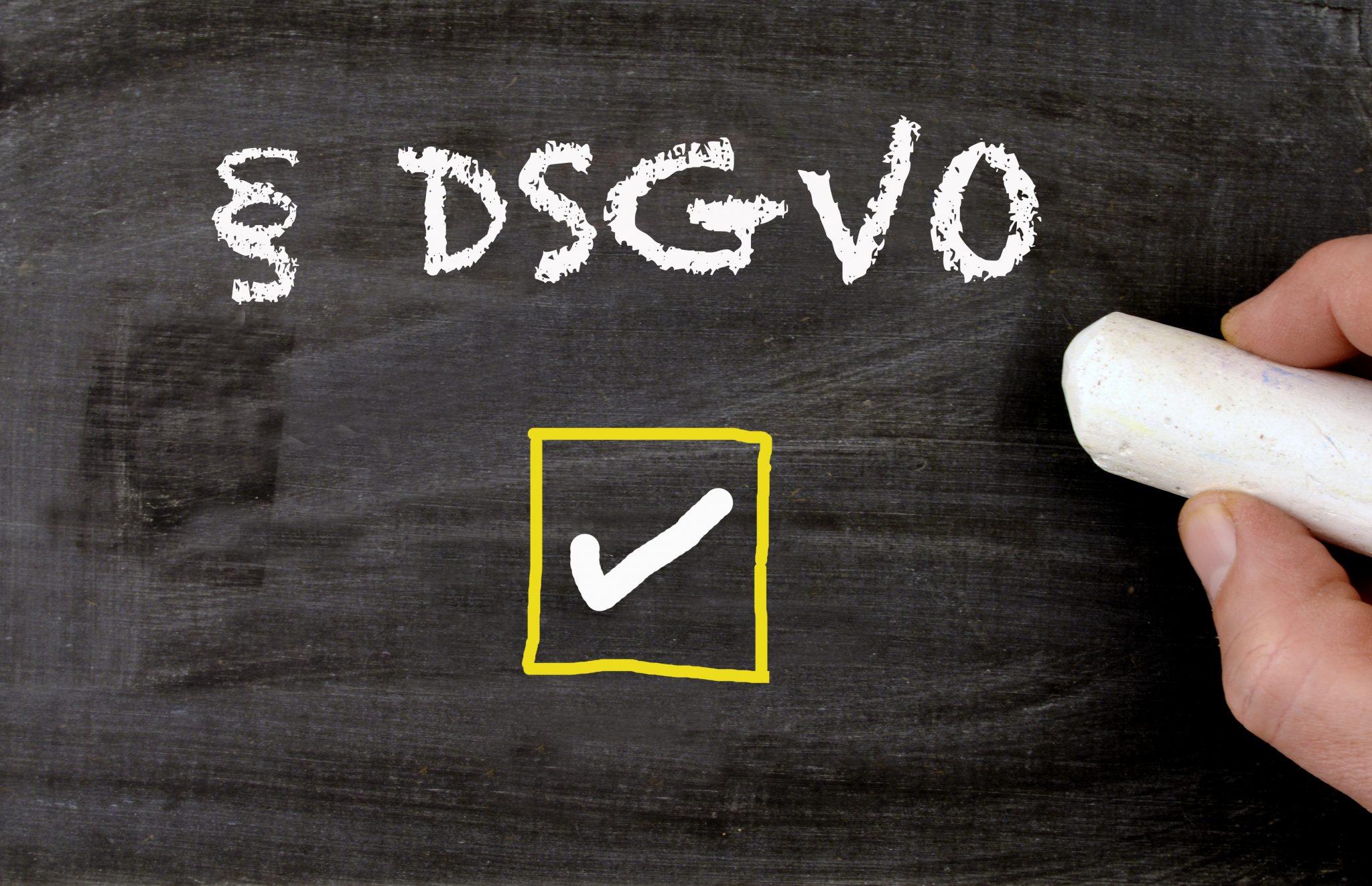 Die DSGVO Checkliste