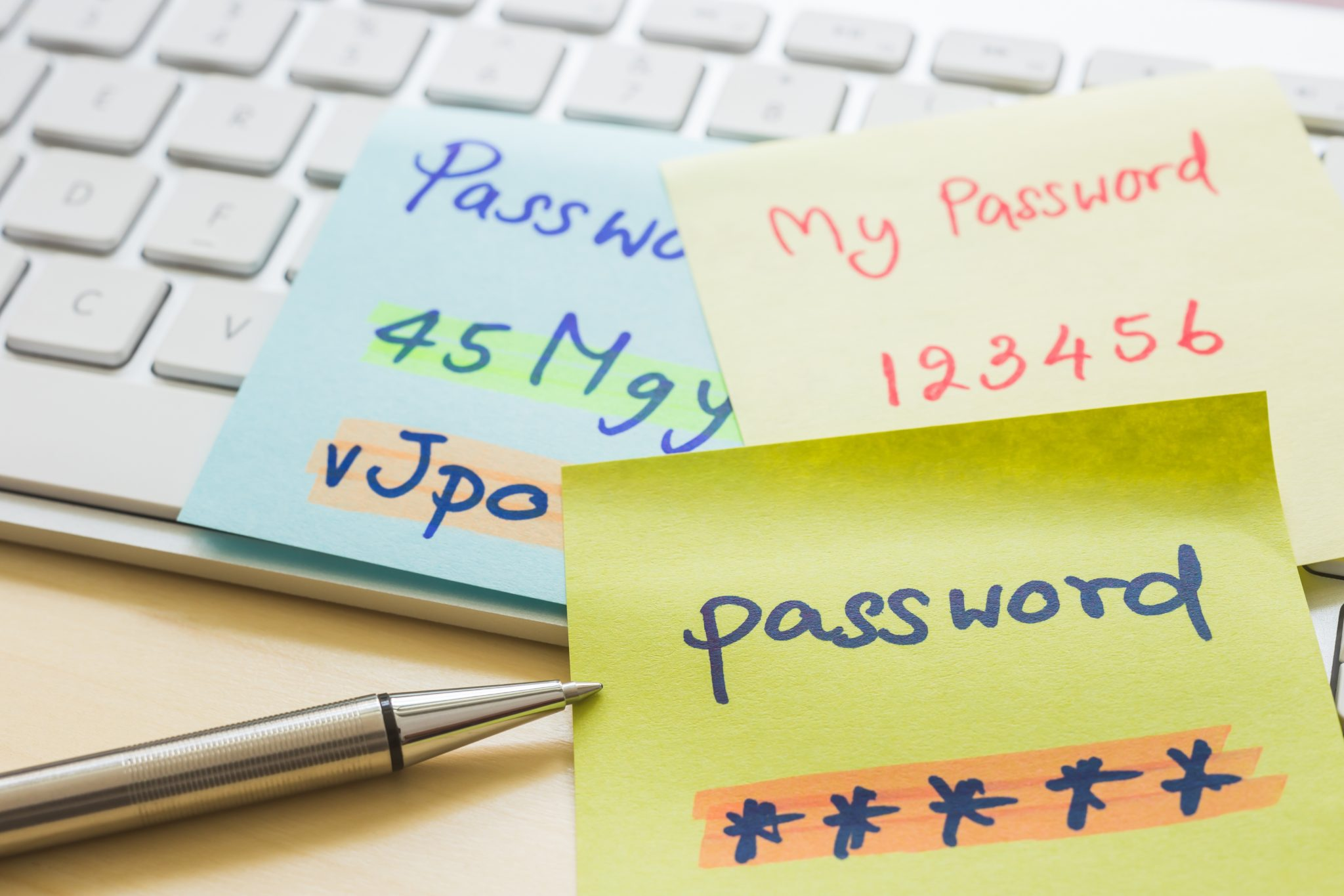 Das Gefährliche am Passwort Manager